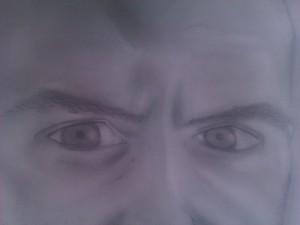 Detalle retrato Adal