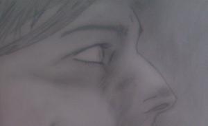Detalle Retrato MJ