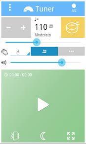 metrónomo y afinador - 5 Apps que todo musico debe tener